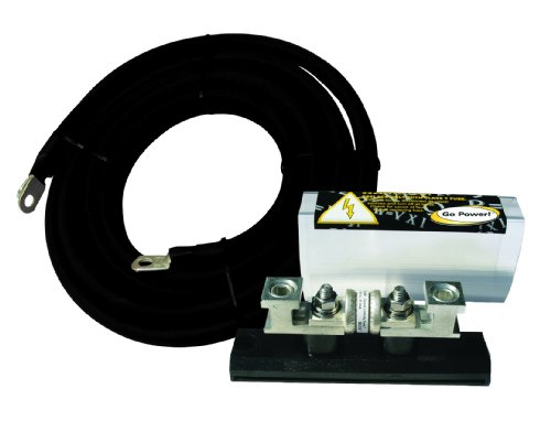 Go Power! GP-DC-KIT2 DC Installation Kit for 600-1000-Watt / 600-1800-Watt Gp Dc Kit