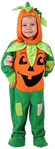 Atosa-12280 Disfraz Calabaza, Color verde, 6 a 12 meses (8.42226E