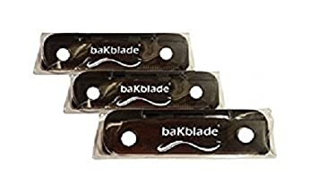 Buy new 3 piece set bakblade bigmouth do it yourself back 3 piece set bakblade bigmouth do it yourself back shaver replacement set online at low prices in india amazon solutioingenieria Gallery