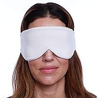 Happyluxe Entfliehen Sie Schlaf Maske Augenmaske, großartig für Schlaf, Flüge, Travel Cool Grey preisvergleich bei billige-tabletten.eu