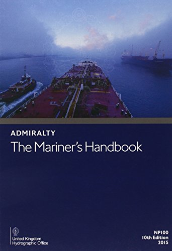 The Mariner's Handbook (Admiralty Reference Publications)