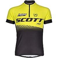 ee200bb1c Scott RC Pro Junior 2019 Children s Cycling Jersey Short Black Yellow