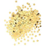 Wanna Party Golden Star Confetti