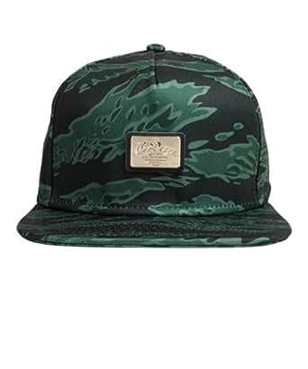 10 Deep Gold Standard Snapback Cap - Green Tiger 10Deep