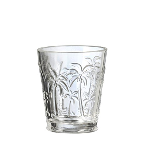 Amici Bahama Collection Double Old Fashioned Glasses, 10 oz - Set of 4 by Amici Home -