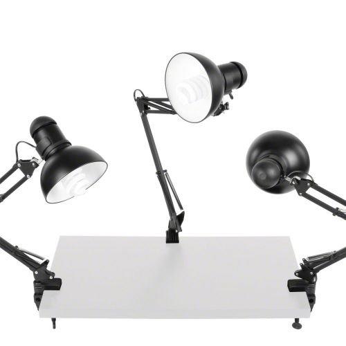 Walimex Daylight Leuchten (3er Set, 3 x 125 Watt)