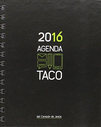 Agenda Taco 2016. Corazón De Jesús. Verde (Corazon De Jesus 2016)