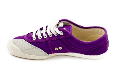 Kawasaki Rainbow basic Unisex-Erwachsene Sneakers Violett