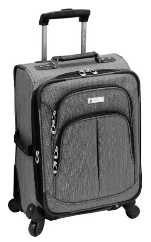 london-fog-luggage-chatham-360-collection-20-inch-expandable-upright-grey-one-size