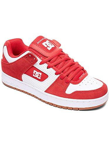 MantecaChaussures Skateboard Shoes De Combo Xrwr46 Dc HommeRougeredwhitered Eu sQxBhtrdCo