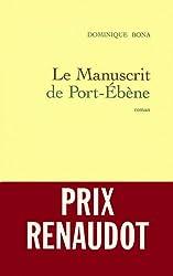 Manuscrit De Port-Ebene