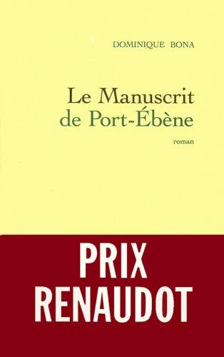 Manuscrit De Port-Ebene par Bona