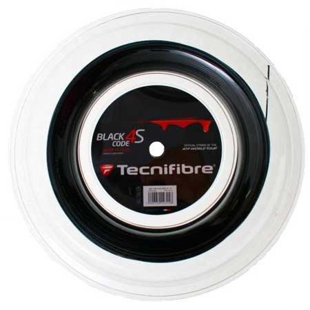 Tecnifibre Cordage Black Code 4S - 200