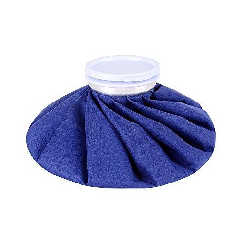 Back Relief-pack (Hot Cold Ice Bag, WCIC 11 inch Pain Relief Hot Cold Therapy Reusable Ice Bag Pack for Head, Shoulder, Back, Knee)
