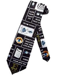 Cravate Steven Harris optométrie - Noir - taille unique