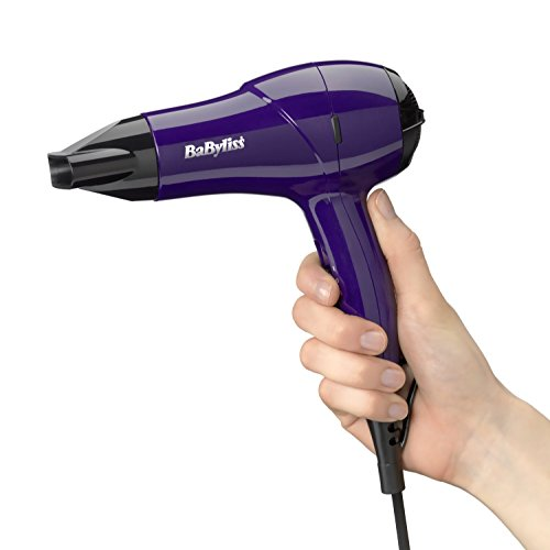 Babyliss-5282BDU-1200W-Multi-Voltage-Nano-Hair-Dryer-Brand-New