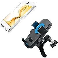 thanly portatile universale 360gradi di rotazione Supporto Air Vent per auto supporto supporto supporto per smartphone iPhone 6Plus/6S Plus SE Samsung Galaxy S7S6Edge/Note 54LG, HTC e GPS - F150 Ram Air