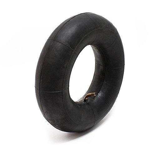 Chambre à air pour pneu de tracteur à pelouse 18x8.50-8 avec valve coudée roue tondeuse à gazon