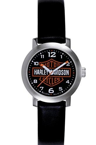 Harley Davidson Black Leather 76L10