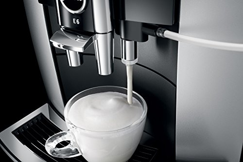 JURA E6 Bean to Cup Espresso Coffee Machine