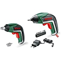 Bosch 06039A800K Atornillador, 230 V, Negro, Verde, Rojo