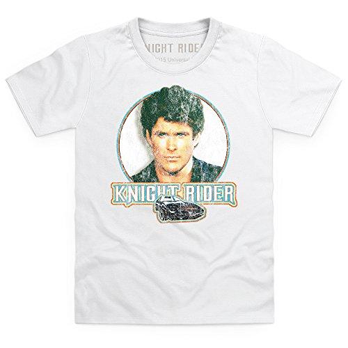 Official Knight Rider Kid's T Shirt, Kid's