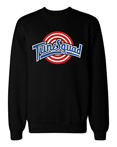 Tune Squad Logo Men's Women's Unisex Sweatshirt Small