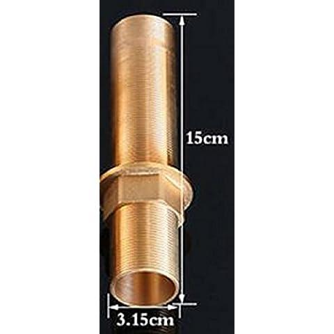 Modylee Lavabo lavabo extendido grifo grifo de tubería fijar asiento ampliado grifo de baño de cañería accesorio PCS2 , 3
