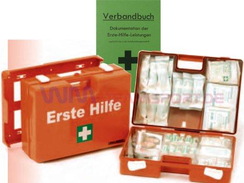 """Erste-Hilfe-Koffer """"Quick"""" Inhalt nach DIN 13157"""
