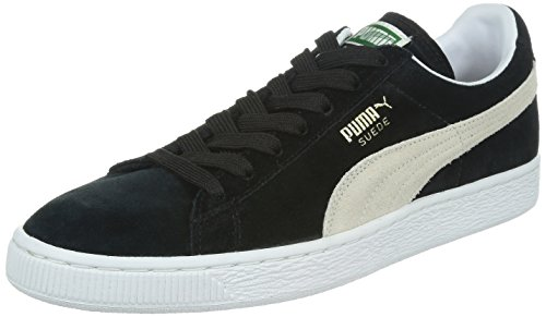 Puma Suede Classic+ - Sneaker, Nero, taglia 36