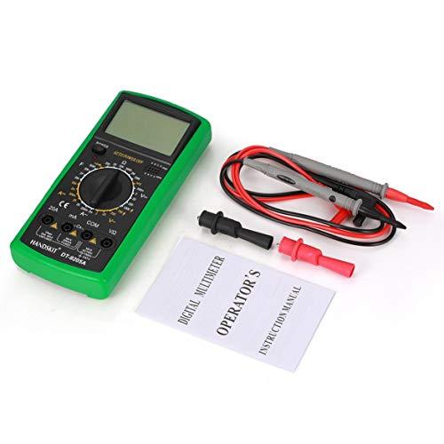 Banbie DT9205A Digital Multimeter Hintergrundbeleuchtung Summer Schutz AC DC Amperemeter Voltmeter Ohm Tragbares Messgerät Daten halten Batterietest