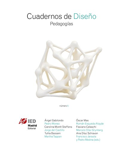 Cuadernos de Diseño 5. Pedagogías