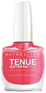 Maybelline New York Tenue & Strong pro - Vernis à ongles Rose - 170 pink flamingo
