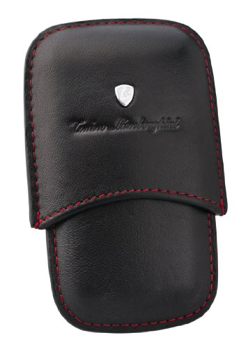 0841854ee55 Tonino Lamborghini Leather Pouch for Lighters and Cutters