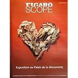 FIGARO SCOPE [No 20079] du 01/02/2009 - exposition au palais de la decouverte