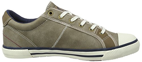s.Oliver 13622, Sneakers Basses Homme Beige (Nature 318)