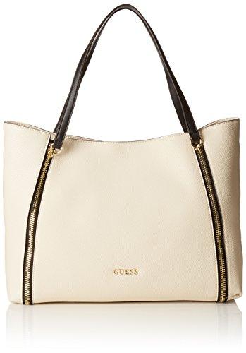 guess-damen-angie-tote-handtaschen-elfenbein-ivory-one-size