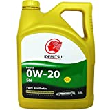 IDEMITSU SN 0W-20 Fully Synthetic Petrol Engine Oil (3.5 L)