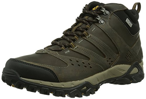 Columbia Peakfreak Xcrsn Mid Outdry, Chaussures Multisport Outdoor homme, Marron (255), 45 EU (11 UK)