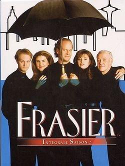 Frasier : L'Intégrale Saison 2 - Coffret 4 DVD [FR Import] (Frasier Season 1)