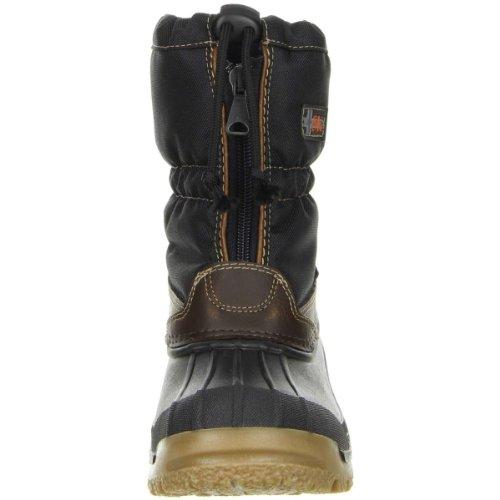 Vista  11-05388 Tecnic Nero, Bottes de ski mixte enfant Noir - Noir