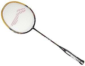Li Ning Gtek 800 Badminton Racket (Black & Yellow)