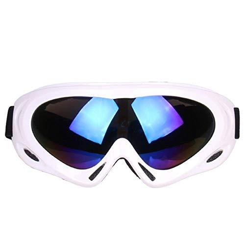 Y-YT Sportbrillen Windproof Einzellagen-Ski Brillen Langlauf Erwachsene Kinder Brille Reiten...