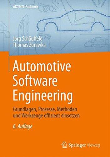 Engineering: Grundlagen, Prozesse, Methoden und Werkzeuge effizient einsetzen (ATZ/MTZ-Fachbuch) ()