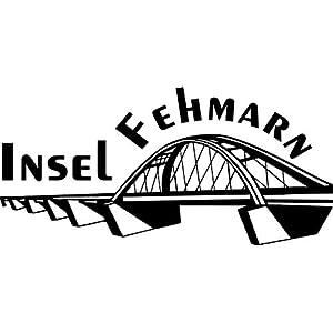Autoaufkleber Fehmarn Fehmarnsundbrücke