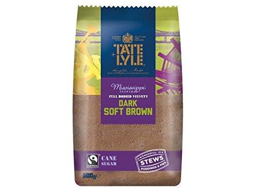 Tate & Lyle - brauner Rohrzucker mit Melasse - 500g