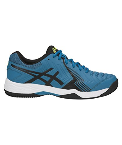 Asics Herren Tennisschuhe Outdoor Gel-Game 6 Clay Blau/Schwarz (959) 41,5EU