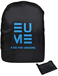 Eume Polyester 50 LTR Rain and Dust Cover with Pouch for Laptop Bag/Casual Bag