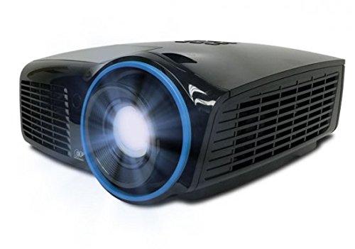 InFocus IN3138HDa Full HD 16:9 3D DLP-Projektor Beamer (1.5x Optischer Zoom, 2x HDMI, 4500 ANSI Lumen, 20000:1 Kontrast, LAN / RJ45 Netzanschluss, Brilliant Color) Infocus Data Projector