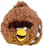 "Official Angry Birds Star Wars 6"" plush toy from Series 2 - Chewbacca"